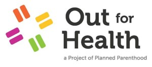 out for health logo